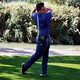 Bingham senior golfer Ashton Robb (Steve Peterson/Bingham Coach)