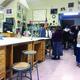 The art room where many students took art from Pat Eddington. (Natalie Mollinet/City Journals)