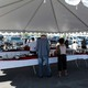 Attendees dig into the buffet. (Orlando Rodriguez/City Journals)