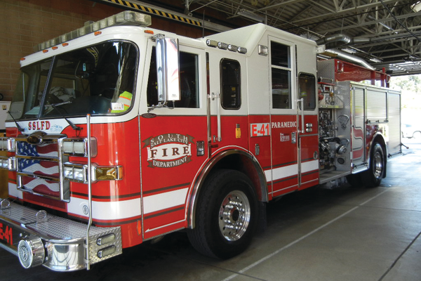 The South Salt Lake Fire Department will host an open house from Oct. 9 to 15 at their three fire stations from 5 to 7 p.m. each night. (Rodger Hoffman/South Salt Lake Fire Department)