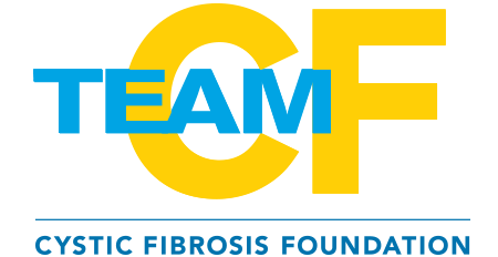 Teamcf logo blue