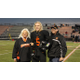 Osseo Senior High Orioles Football Senior Night Oct. 21, 2016. (photo by Wendy Erlien)