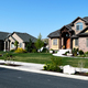Converting a parkstrip from grass to plants with a drip system can save tens of thousands of gallons of water. (Rick Maloy/South Jordan City)