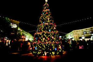 Kannapolis Annual Tree Lighting Ceremony - start Nov 26 2016 0600PM