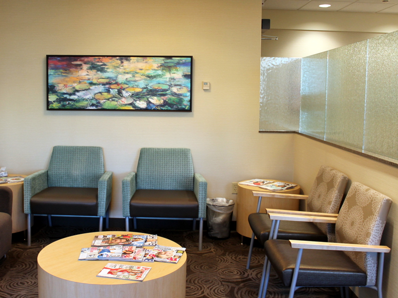 Photos: Inside the Newly Renovated Oakdale Obstetrics and Gynecology