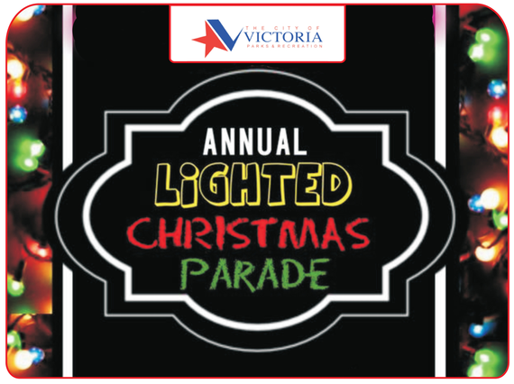 City 20of 20victoria 20  20lighted 20christmas 20parade 202016