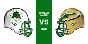 Dragons Square Off Against Nationally Ranked DeSoto - Nov 17 2016 0219PM