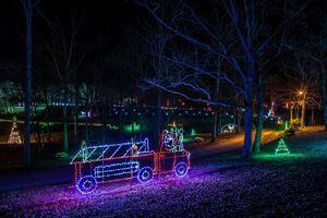 Christmas Lights Spectacular - start Nov 24 2016 0600PM