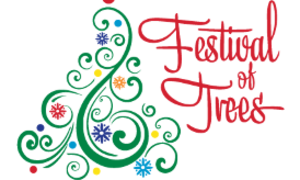 Festival of Trees - start Nov 18 2016 1000AM