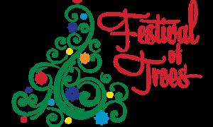 Festival of Trees - start Nov 18 2016 1000AM