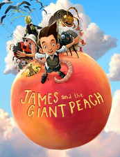 Medium most read james and the giant peach roald dahl books