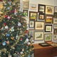 The Chadds Ford Gallery welcomes browsers to its 35th annual Christmas in Miniature show
