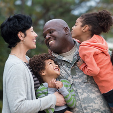 Medium 13459 reintegrating into civilian life