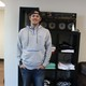 Josh Perkins stands in the Hip-Hop Education and Resource Center. (Orlando Rodriguez/City Journals)