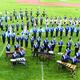 Bingham High School marching band recently won its first state title. (Bingham High School)