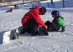 Smugglers Notch Resort Learn to Ski  Snowboard Week - 12122016 0742PM
