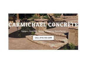 Medium concrete contractor carmichael