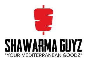 Medium shawarma 20guyz