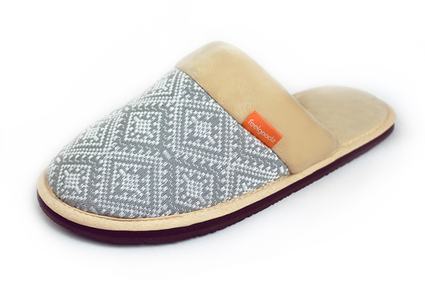 FeelGoodz Indoor Slippers, $29.99 at Whole Foods Market, 270 Palladio Parkway, Folsom. 916-984-8500, wholefoodsmarket.com
