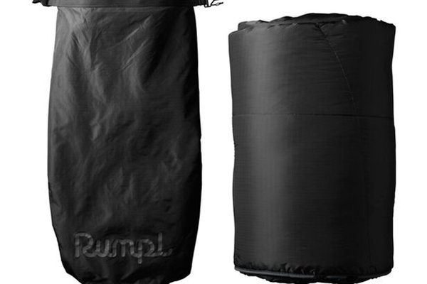 Rumpl Down Puffy Blanket, $199 at Restoration Hardware, 1151 Galleria Boulevard, Suite 1100, Roseville. 916-784-1147, restorationhardware.com