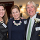 Katherine Snavely, Barrett Hein, and Philanthropist of the Year Dick Franyo-CFAAC Board of Trustees