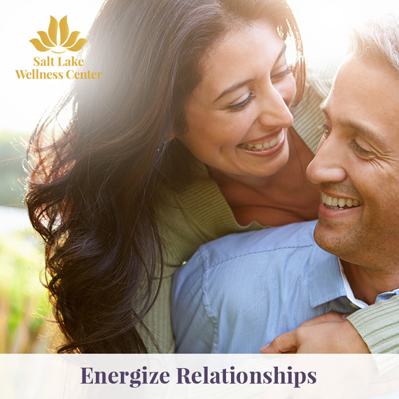 Energize relationships event
