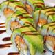 Thumb sushi rolls