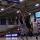Andrew Covey goes for a shot. (Garrett Wilson/Brighton High School)