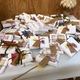Students crafted holiday cards and ornaments to sell. (Rubina Halwani/City Journals)