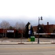 Great Harvest and business strip mall are in pre-redevelopment. (Aspen Perry/City Journals)