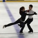 R.J. Springer with partner Jessica DeMaria