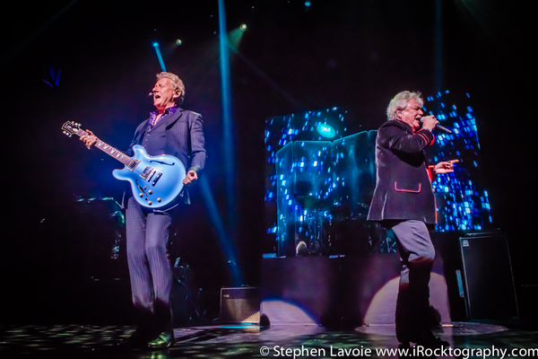 Graham Russell on tour with Air Supply (Stephen Lavoie)