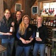 From left Winemaker Virginia Mitchell owners Brad and Lele Galer and vineyard manager Jan Grimes