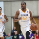 Alec Burks recently played in a game for the Salt Lake City Stars, he scored 13 points in 20 minutes. (Paul Asay/ Salt Lake City Stars)