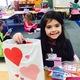 Rush Creek Elementary Valentine's Day 2017 – Kindergarten  (photo by Wendy Erlien)