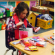 Rush Creek Elementary Valentine's Day 2017 – Kindergarten  (photo by Wendy Erlien)