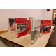 A collection of books written about the life and the experiences of the of Japanese-Americans interned during World War II. (Keyra Kristoffersen/City Journals)