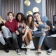 """Madysyn Rose, Ian Grey, Cravetay, Ashlund Jade, Grant Landis star in """"The Pop Game,"""" airing Tuesday, Feb. 21, at 10 p.m. ET/PT on Lifetime. Ashlund, 14, is from Riverton. (©2016 A&E Television Networks, LLC)"""