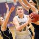Riverton junior Morgan Kane is the leading scorer for the Silverwolves' girls basketball team. (Dave Sanderson/dsandersonpics.com)