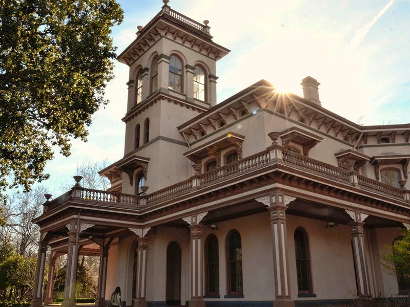 Bidwell Mansion State Historic Park Enjoy Magazine
