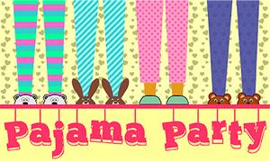 Medium 2017 pajama party