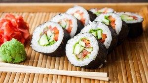 Medium sushi 20pic