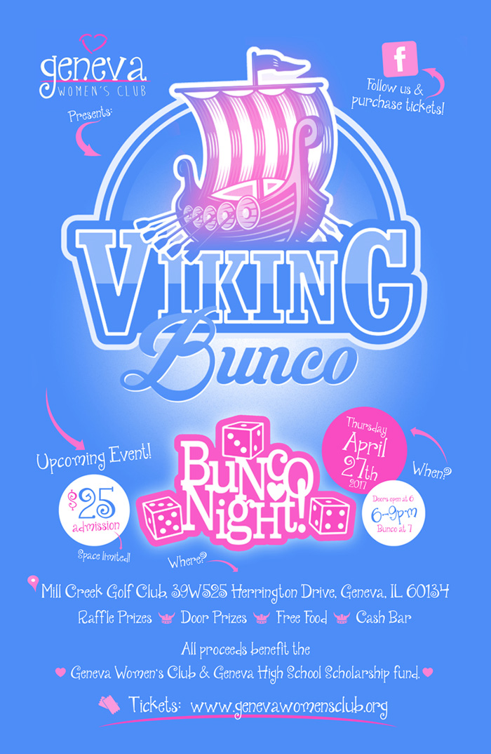 Viking bunco 2017