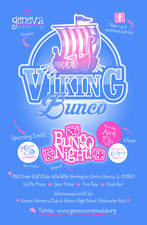 Medium viking bunco 2017