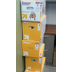 Auction IQ donated cases of diapers for the CHBA Cottonwood Heights Business Association diaper drive. (Peri Kinder/Cottonwood Heights)