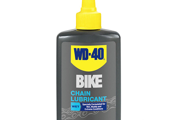 WD-40 Bike Chain Lubricant, $8.99 at Sam's Town Cyclery, 3950 Cambridge Road, Suite 2, Cameron Park. 530-313-3721, samstowncyclery.com