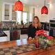 Juli Kahanamoku is loving her new kitchen.