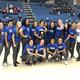 The Bruins women's basketball team won the Region 18 regular season championship. (Greg James/City Journals)