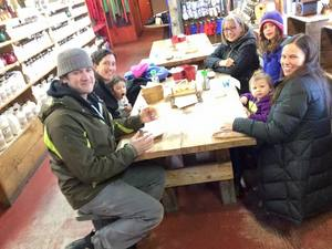 Try Sugar on Snow  Pancake Breakfasts at Morse Farm - 03292017 0137PM