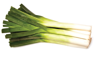 Medium leeks